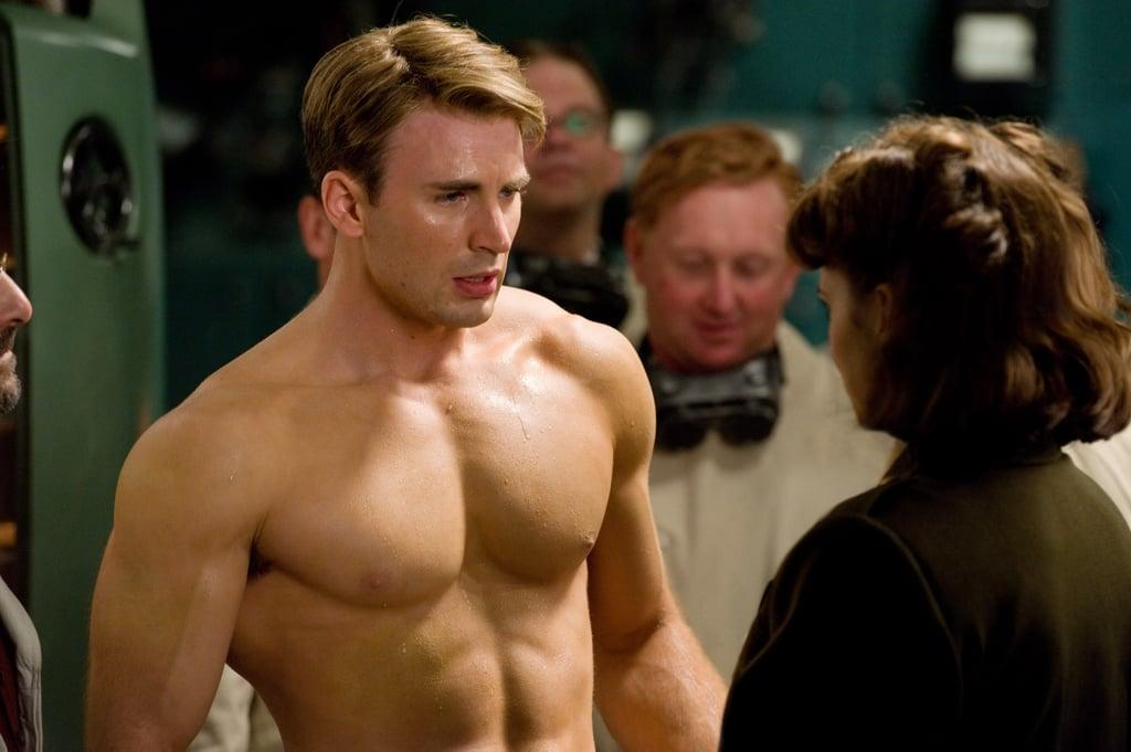Chris Evans: Captain America