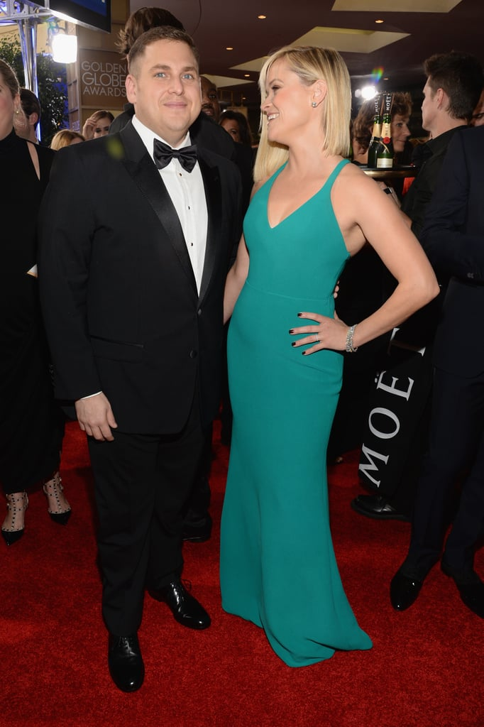 Reese Witherspoon Couldn't Keep Her Eyes Off Jonah Hill