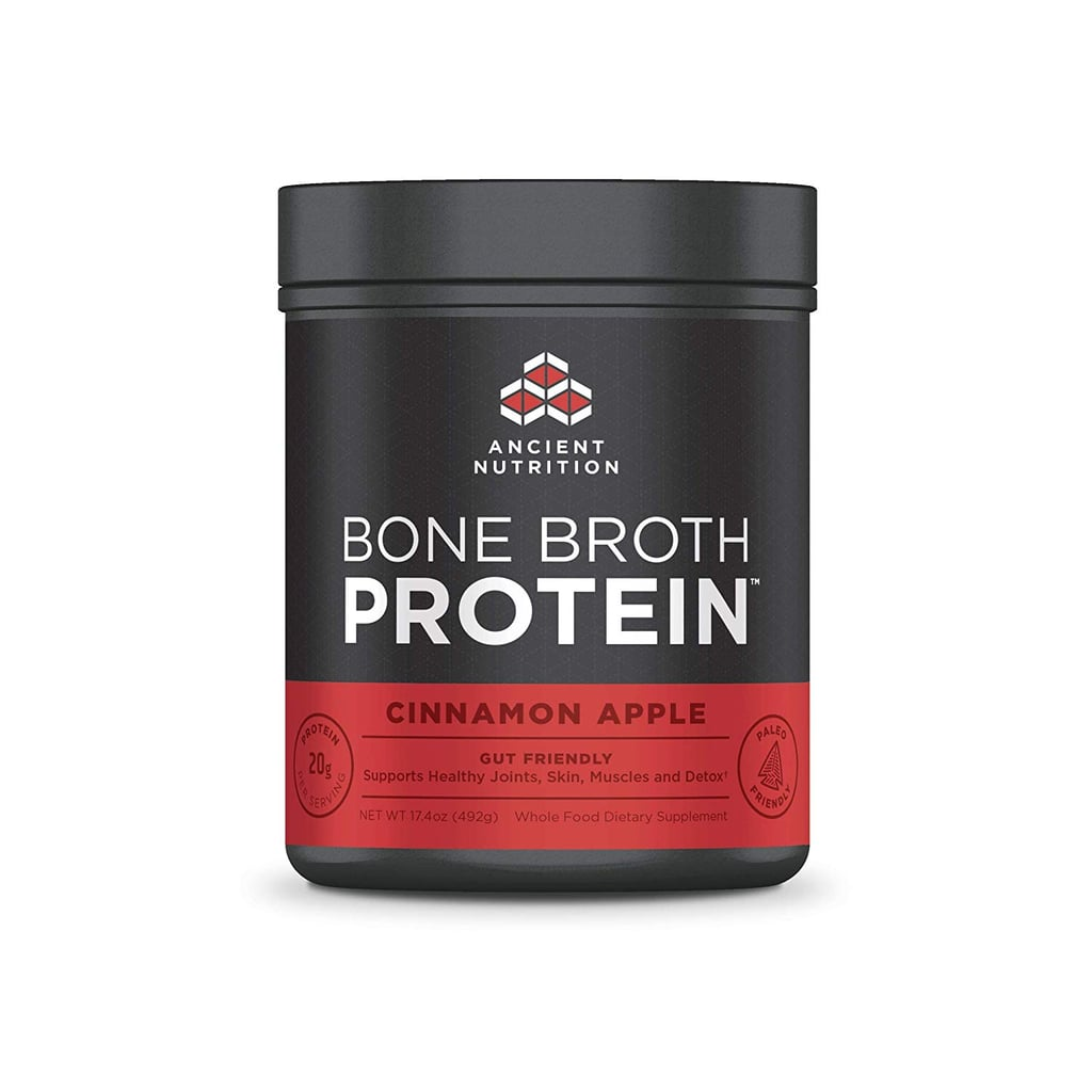 Ancient Nutrition Cinnamon Apple Bone Broth Protein