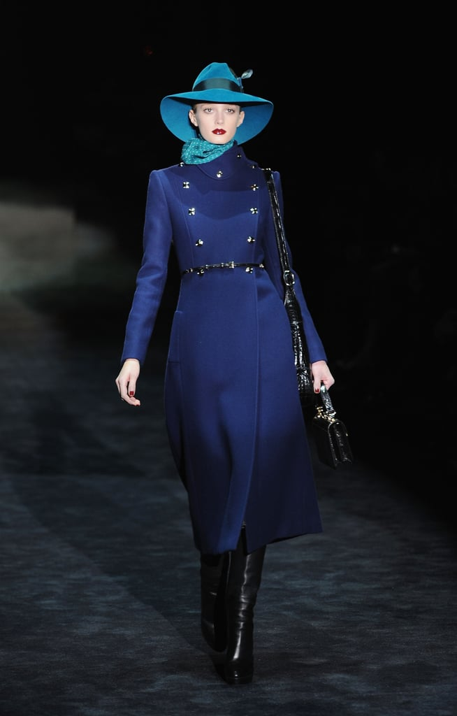 Fall 2011 Milan Fashion Week: Gucci