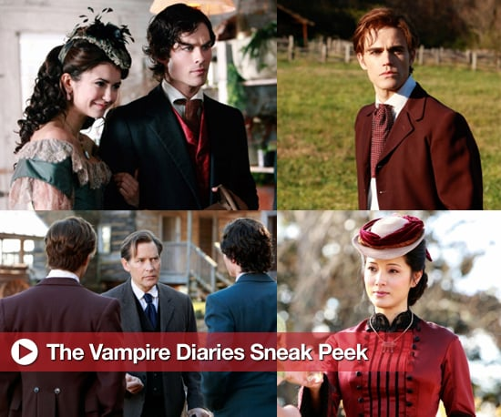 """Photos From Upcoming The Vampire Diaries Episode """"Children of the Damned"""""""