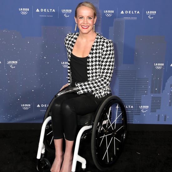 Paralympic Swimmer Mallory Weggemann Is Proud of Disability