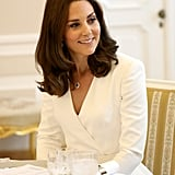 The Special Way Will and Kate Honored the Queen During Their Polish Tour