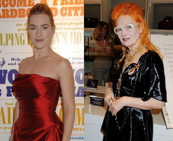Kate Winslet To Play Vivienne Westwood In Upcoming Biopic