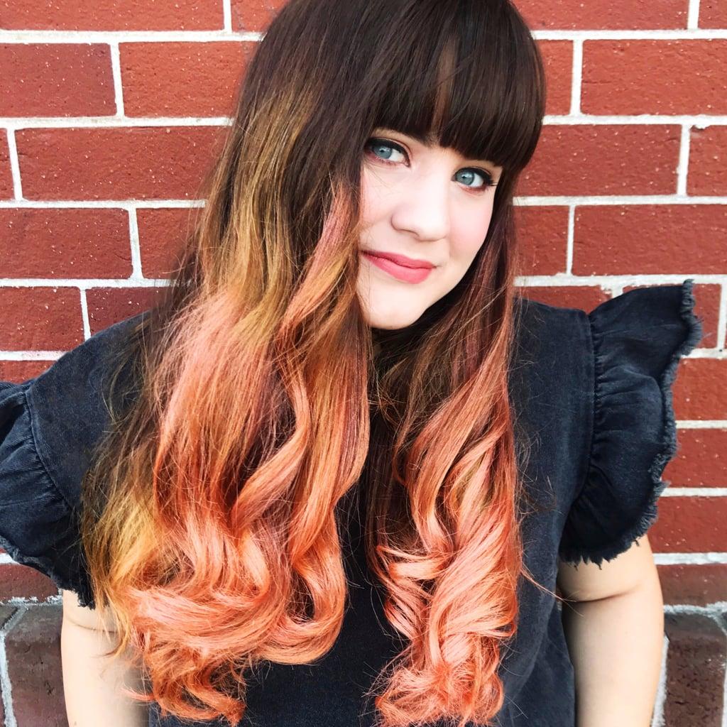 Clairol Rose Gold Hair Makeup Review