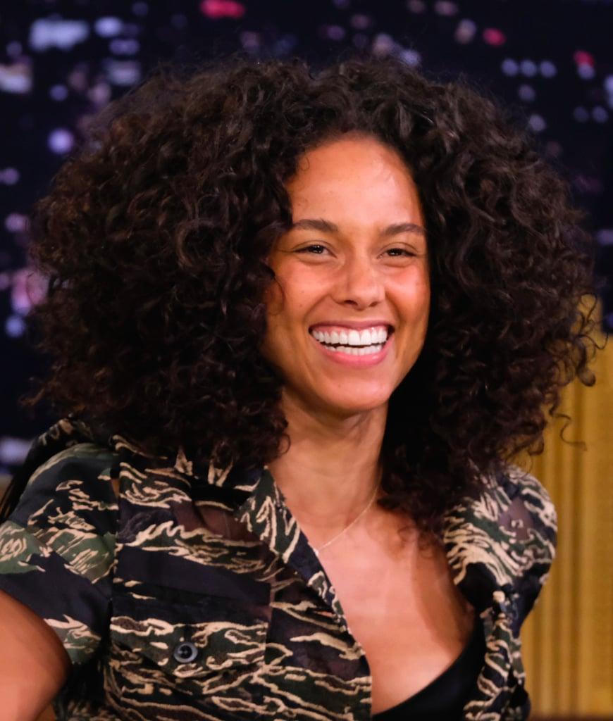 2017 Alicia Keys Allure Interview