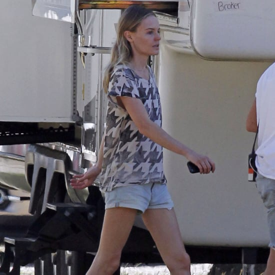 Kate Bosworth and James Franco on Homefront Set | Pictures