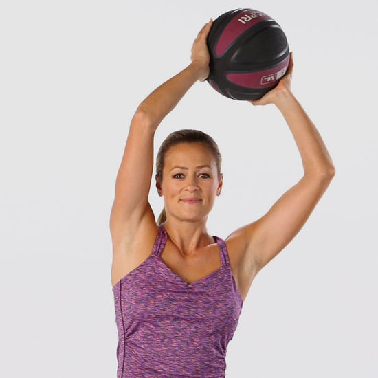 Medicine-Ball Exercises