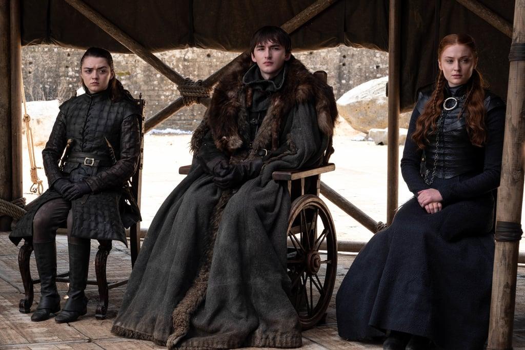 Water Bottle Mistake Game of Thrones Season 8 Finale