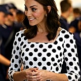 The Duchess of Cambridge With Short Hair 2017