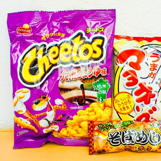 Popular Japanese Snacks