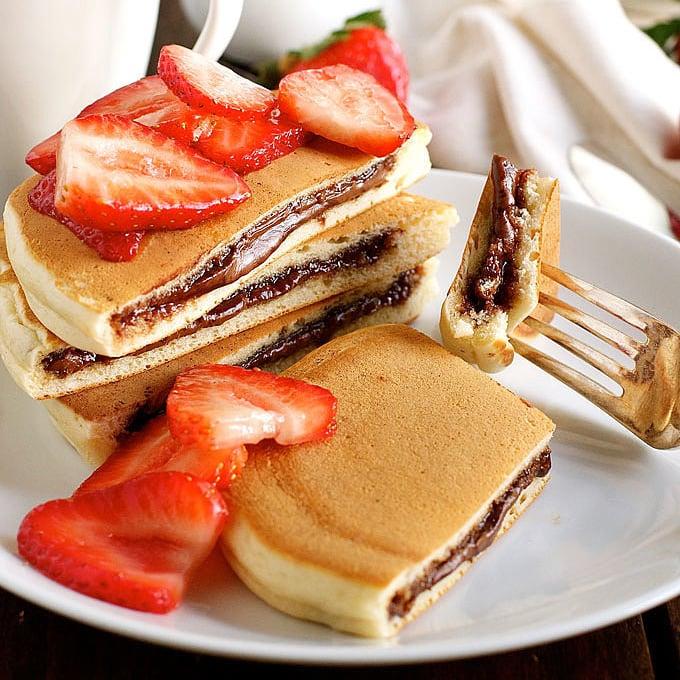 Interesting Pancake Recipes Popsugar Food