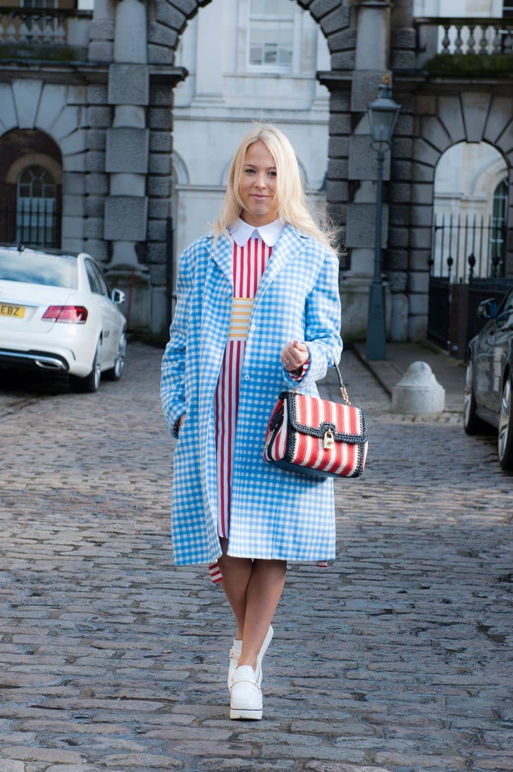 Lfw Street Style Day Two Best Street Style Fashion Week Fall 2015 Popsugar Fashion Photo 20