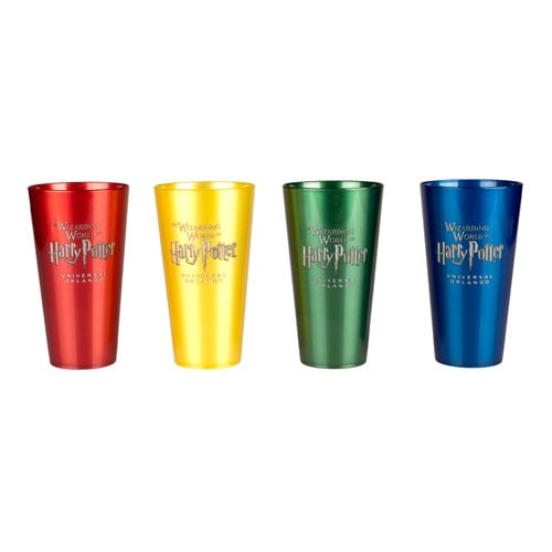House Crest Four-Pack of Tumblers ($15)