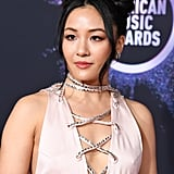 Constance Wu at the 2019 American Music Awards