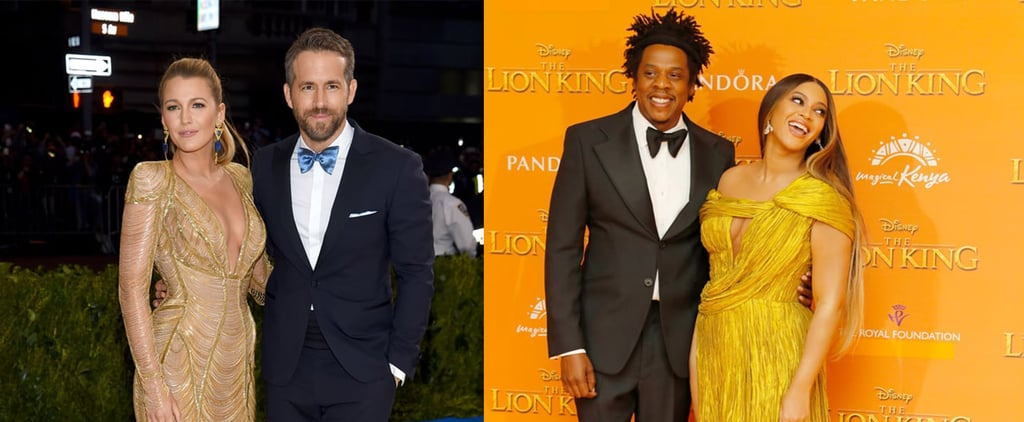 Stylish Celebrity Couples Date Night Outfit Ideas
