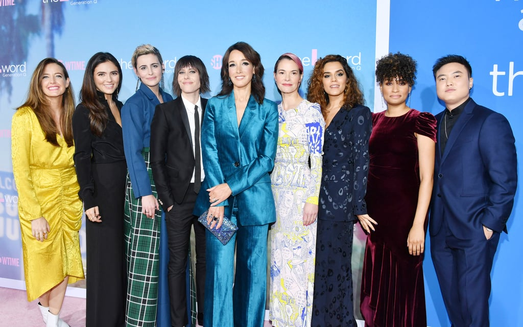 The L Word: Generation Q Cast