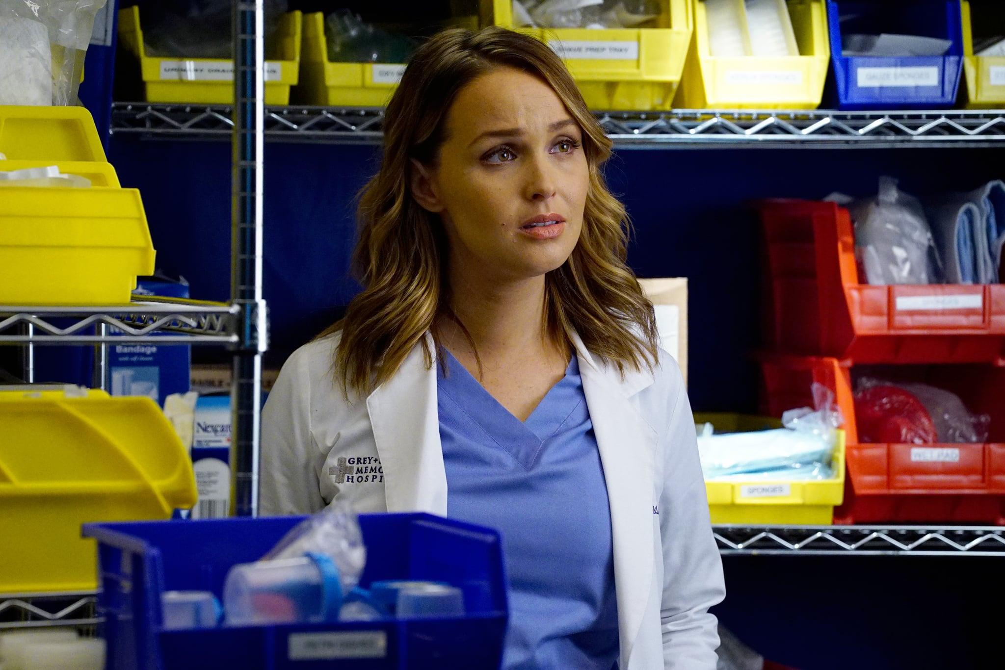 Will Alex And Jo Get Back Together On Greys Anatomy Popsugar