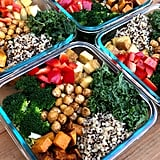 Meal Prep and Plan Ahead