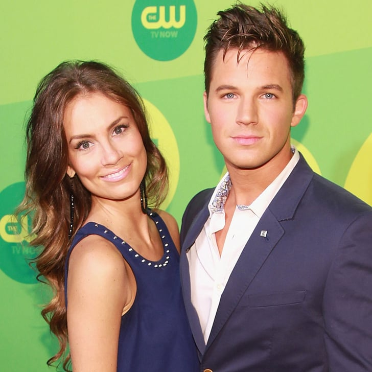 Matt Lanter Marries Angela Stacy Popsugar Celebrity