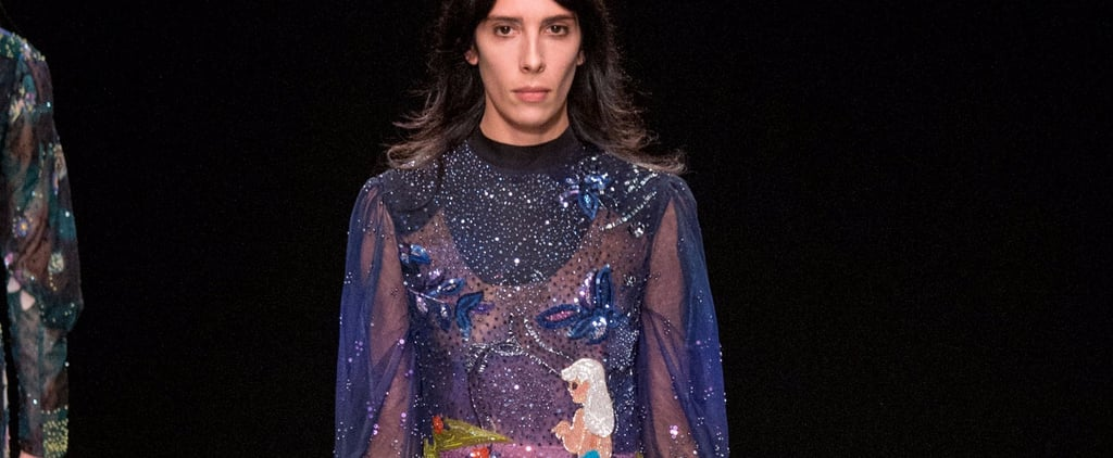 Mary Katrantzou Just Turned a Disney Favourite Into a Fashion Statement