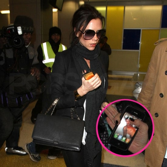 Pictures of Pregnant Victoria Beckham in NYC 2011-02-09 06:24:19