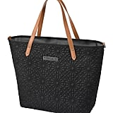 Petunia Pickle Bottom Infant 'Downtown' Floral Embossed Diaper Tote