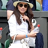Meghan's Wimbledon Outfit in 2016