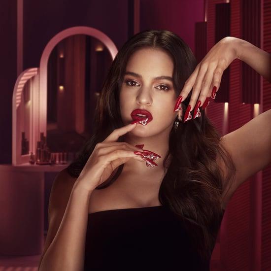 Rosalía Announces MAC Cosmetics Makeup and Nail Collection