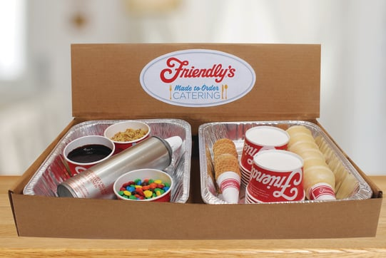 Friendly's Ice Cream Sundae Kits