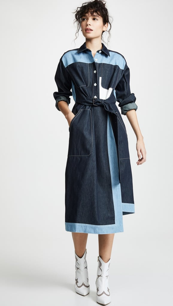 Hello, Comfort! 15 Cute Work Dresses That Will Make You Banish Suits From Your Closet