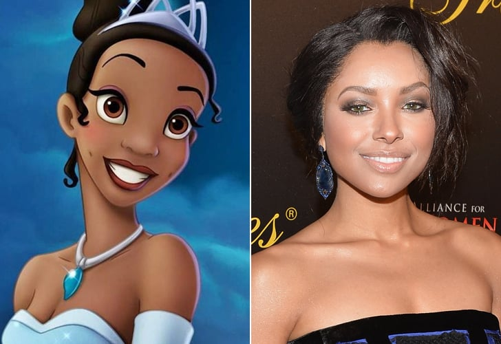 disney princesses in real life tiana