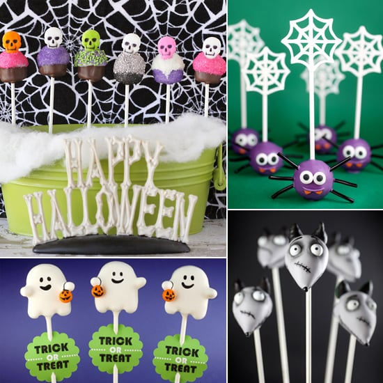 Halloween Cake Pop Recipes For Kids