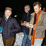 Naomi Watts and Heath Ledger were together at the 2004 Sundance festival.