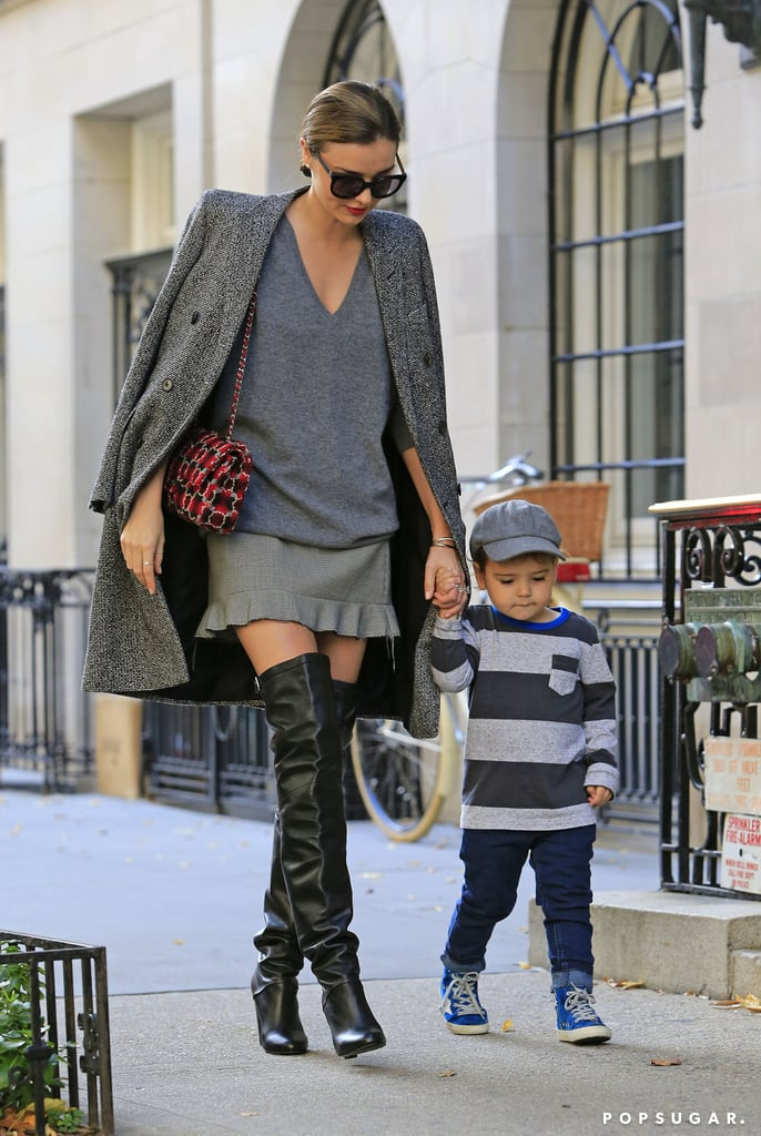 Miranda Kerr and Flynn Bloom Are Easily the Year's Best-Dressed Duo
