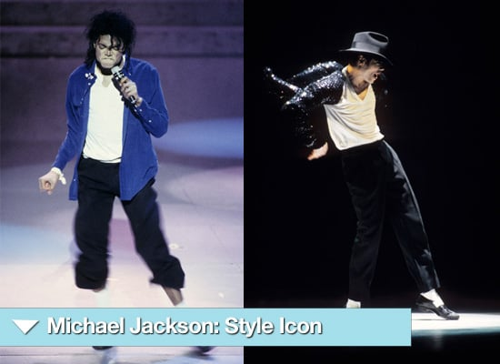 Michael Jackson Dead, Looking Back at His Style, Photos