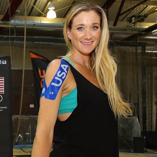 Kerri Walsh Jennings's Olympic Training