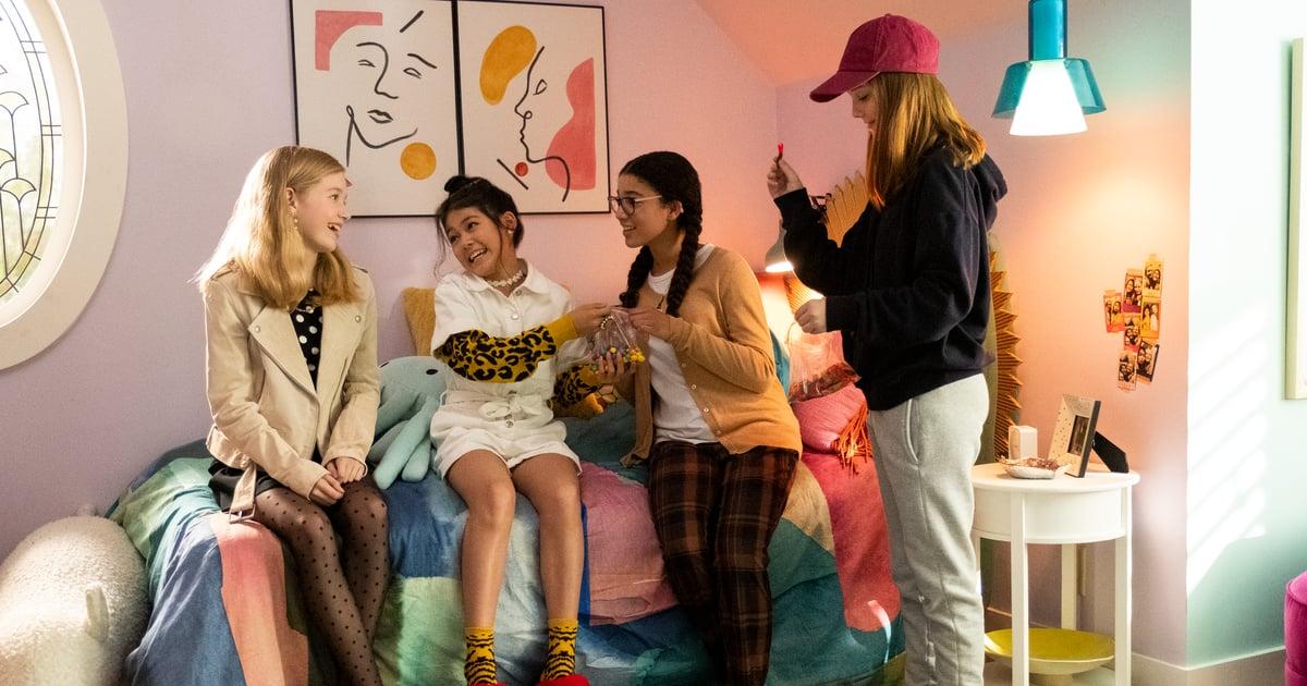 As crianças deveriam assistir The Baby-Sitters Club no Netflix? 11