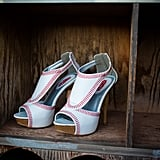 Baseball Bridal Shoes