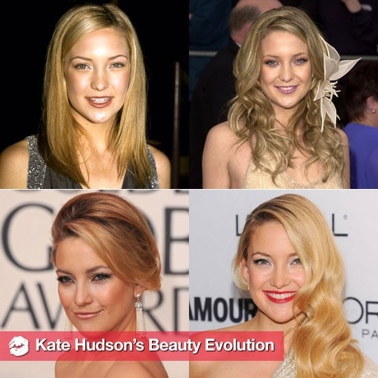 Kate Hudson's Hair and Makeup Over the Years