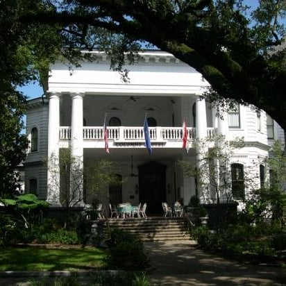 10 Haunted Houses in New Orleans