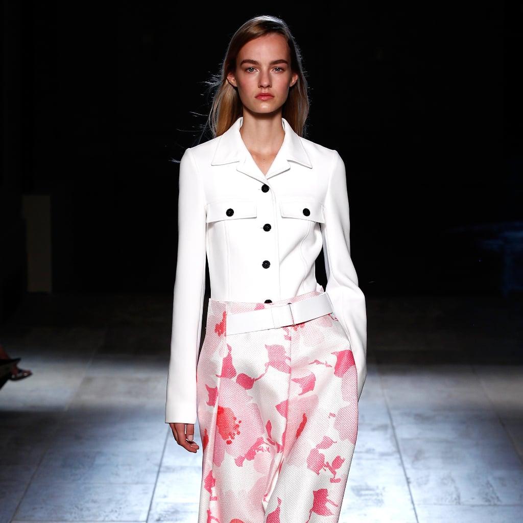 Victoria Beckham Spring 2015 Show   New York Fashion Week