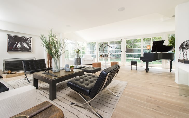 Niall Horan S Hollywood Hills Home Popsugar Home Photo 6