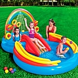 For 4-Year-Olds: Intex Rainbow Ring Inflatable Play Center