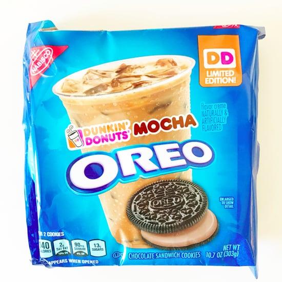 Dunkin' Donuts Mocha Oreos Review