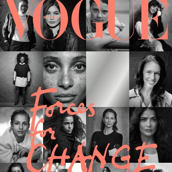 Why Is There an Empty Space on British Vogue September 2019?