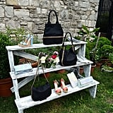 Another look at Stella's Resort bags and shoes.