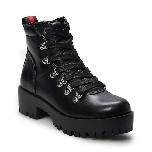 madden NYC Barclay Combat Boots
