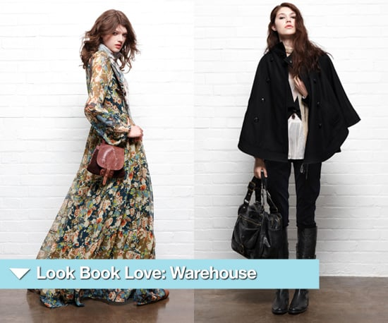Warehouse Autumn 2010 Look Book