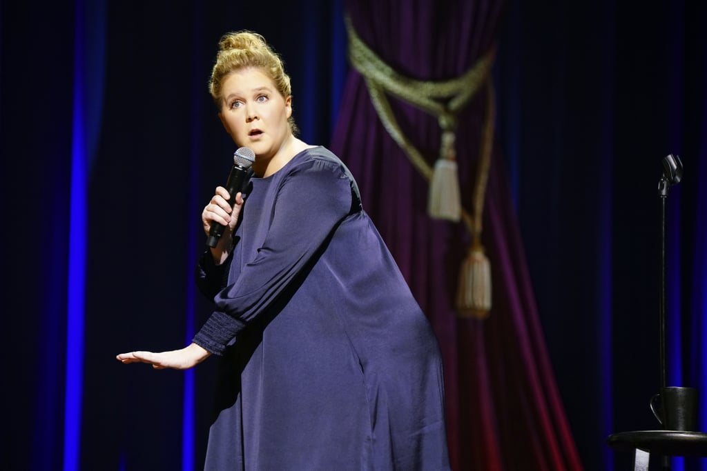 If These 9 Pregnancy Jokes in Amy Schumer's New Netflix Special Are Wrong, I Don't Want to Be Right